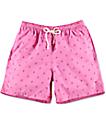 Odd Future Allover Donut Pink Board Shorts