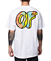 Odd Future Awesome Donut White T-Shirt