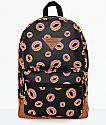 Odd Future Donut Black Backpack