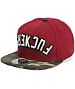 Official Effers Snapback Hat