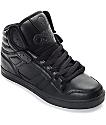 Osiris Clone Black Skate Shoes