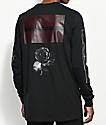 PUMA x Black Scale Open Bar Black Long Sleeve T-Shirt