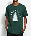 Parks Project WA Olympic Tree Green T-Shirt