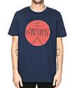 Parks Project WA Rainier Mod Sun Navy T-Shirt