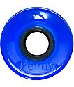 Penny 59mm Translucent Blue Cruiser Wheels