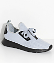 People Footwear Waldo Knit Skyline Grey & Black Shoes