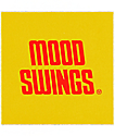 Petals & Peacocks Mood Swings Records Sticker