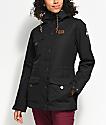 Picture Organic Kate Black 10K Snowboard Jacket