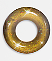 Pool Candy Gold Prism Glitter Pool Tube