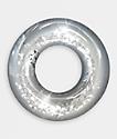 Pool Candy Silver Confetti Glitter Pool Tube