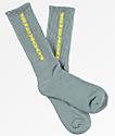 Post Malone Rockstar Grey Crew Socks