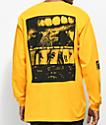 Post Malone Rockstar Yellow Long Sleeve T-Shirt