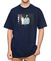 Primitive Biggie Payphone Navy T-Shirt