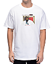 Primitive Biggie Throne White T-Shirt