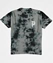 Primitive Boys Dirty P Waves Black Tie Dye T-Shirt