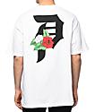 Primitive Dirty P Dos Flores White T-Shirt