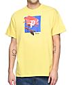Primitive Rose Out Banana T-Shirt