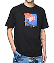 Primitive Rose Out Black T-Shirt
