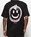 Publish Snake Smile Black T-Shirt