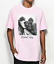 Publish Vibes Pink T-Shirt