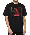 REBEL8 Reign Black T-Shirt