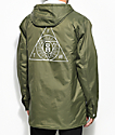 REBEL8 Sect Army Hooded Parka Jacket