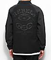REBEL8 The Order Black Jacket