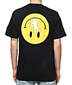 RIPNDIP Everything'll Be Ok Black Pocket T-Shirt