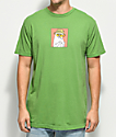 RIPNDIP Nerm S Thompson Love Green T-Shirt