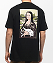RIPNDIP Nermal Lisa Black Pocket T-Shirt