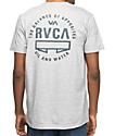 RVCA Balance Seal Grey Pocket T-Shirt