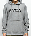 RVCA Big Athletic Grey Hoodie