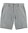 RVCA Twisted Twenty Light Grey Chino Shorts