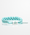 Rastaclat Classic Miniclat Delphi Blue & White Bracelet