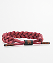 Rastaclat Classic Spinoza Orange & Red Bracelet
