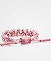 Rastaclat Miniclat Classic Indo Pink & White Bracelet