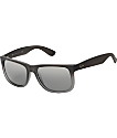 Ray-Ban Justin Matte Grey Sunglasses