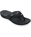 Reef Energy Black Sandals