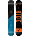 Ride Manic 160cm Wide Snowboard