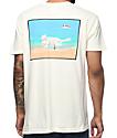 RipNDip Beached Nermal Natural Pocket T-Shirt