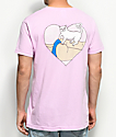 RipNDip I Knead You Pink Pocket T-Shirt