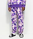 RipNDip Invisible Purple Camo Sweatpants