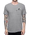 RipNDip Lord Jermal Heather Grey T-Shirt