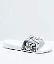 RipNDip Lord Nermal Snow Camo Slide Sandals