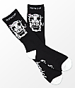 RipNDip Nerm Skull Black Crew Socks