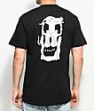 RipNDip Nerm Skull Black T-Shirt