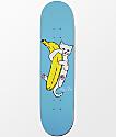 """RipNDip Nermal Banana 8.0"""" Skateboard Deck"""