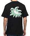 RipNDip Nermal Leaf Black Pocket T-Shirt