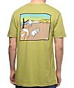 RipNDip Nermali Military Green T-Shirt