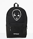 RipNDip Reflective Black Backpack
